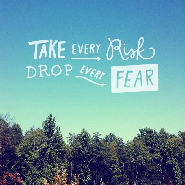 http://img.picturequotes.com/1/201/take-every-risk-drop-every-fear-quote-1.jpg