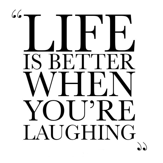Laughter Quotes With Pictures: Laugh Picture Quotes