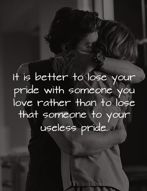 Love And Pride Quotes Sayings: Pride Picture Quotes