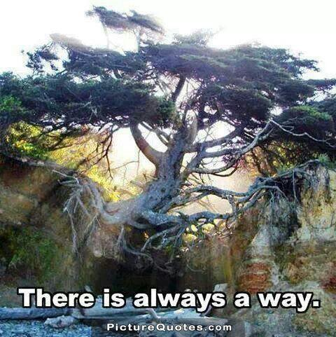 There is always a way Picture Quote #4