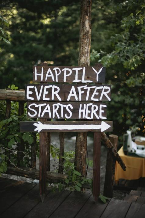 Happily ever after starts here Picture Quote #1