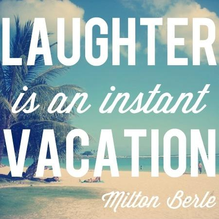 Laughter is an instant vacation Picture Quote #2