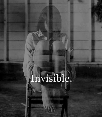 Invisible Picture Quote #1