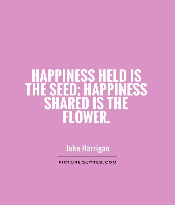 Quotes About Flowers And Happiness quotes about ha...