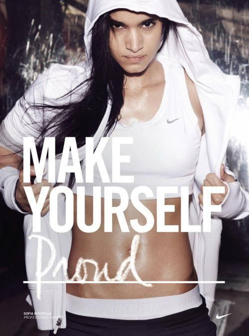 Make yourself proud Picture Quote #1