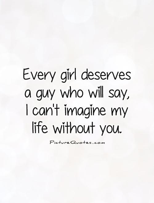 Cute Love Quotes From Girl To Guy : Cute quotes for girls to say guys quotesgram