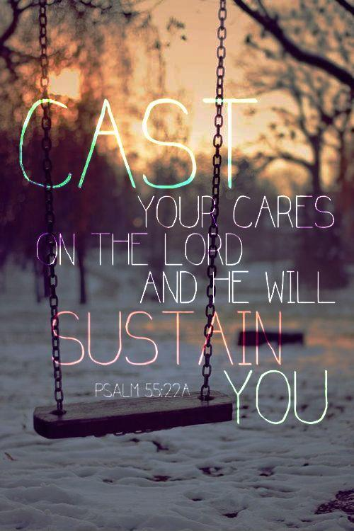 I will cast all my cares upon you lyrics
