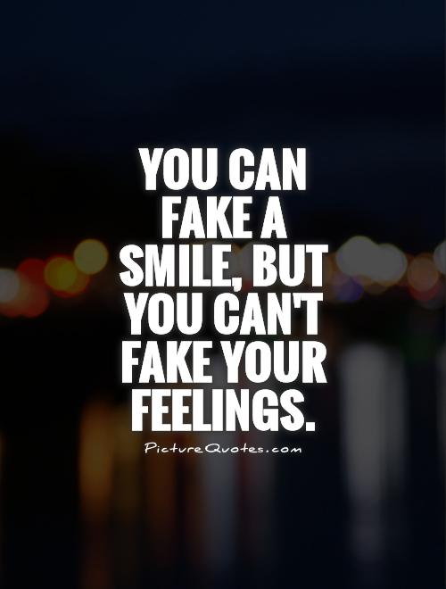 Fake Smile Quotes | Fake Smile Sayings | Fake Smile Picture ...