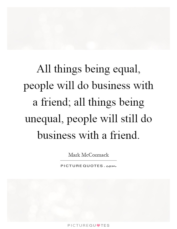 equal friendship quotes