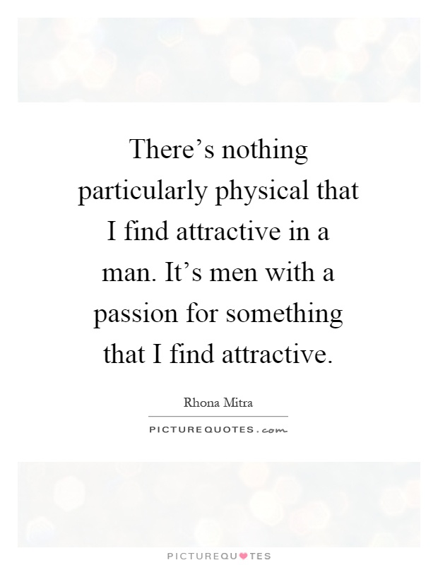 What do i find physically attractive quiz