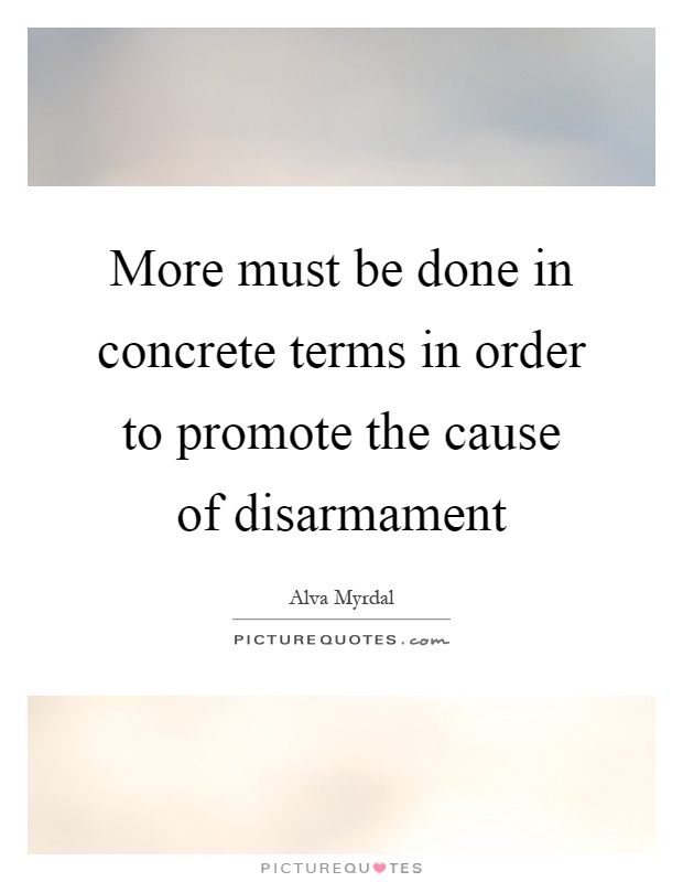 Alva Myrdal Quotes Sayings 26 Quotations