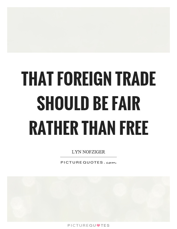 international trade quotes
