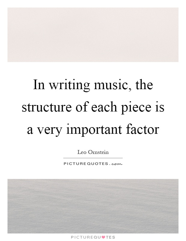 essays on why music is important The arts in education to participate in a math and science fair or to win an award for writing an essay 10 reasons why arts in education is so important f.
