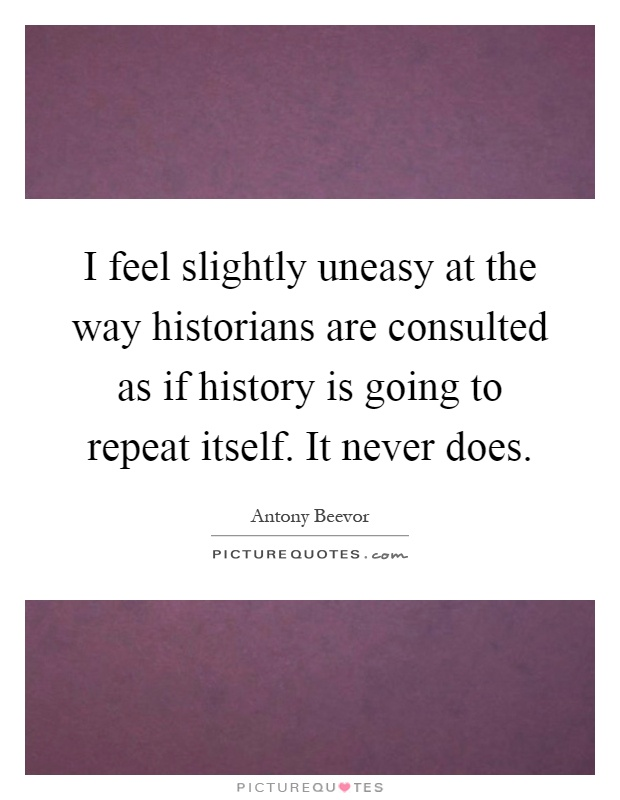 does history repeat itself essay History repeating itself does not mean that the repeat is an exact copy of the previous starter event but there are significant similarities between events separated in time.