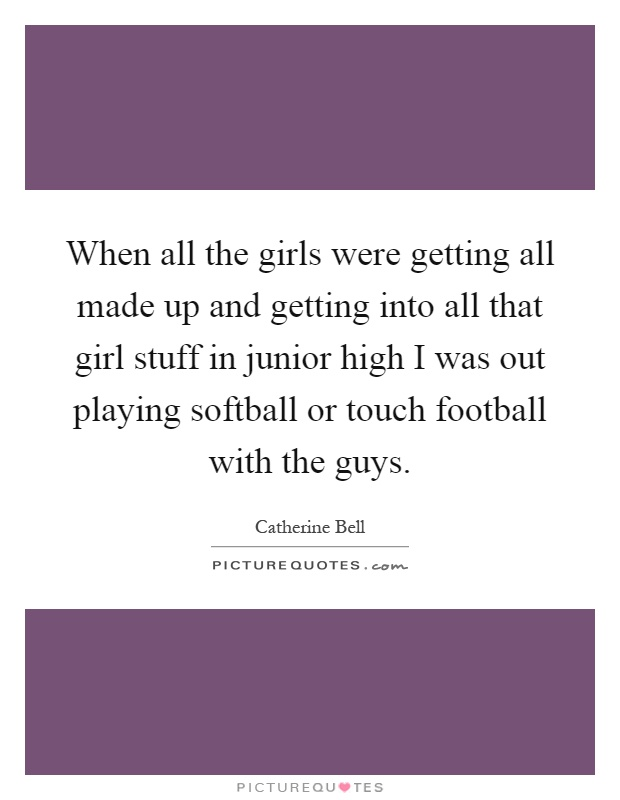 Touch Football Quotes & Sayings | Touch Football Picture Quotes