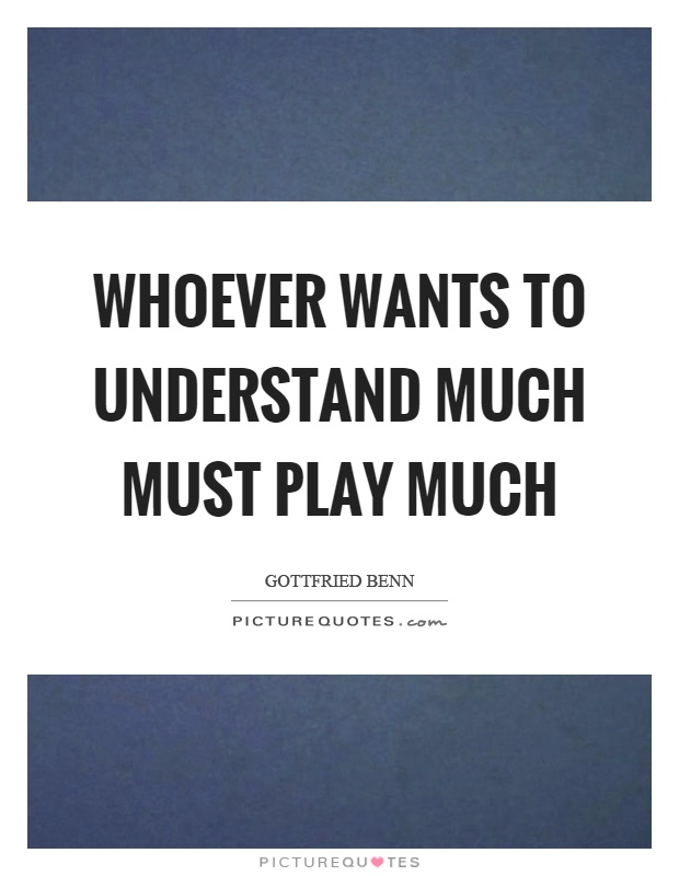 play much