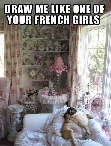 Draw me like one of your French girls Picture Quote #5