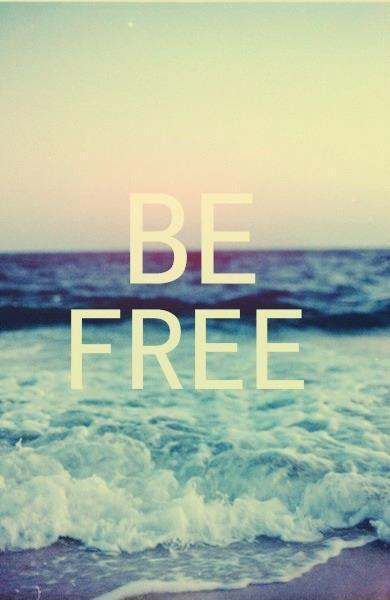 Be free Picture Quote #1