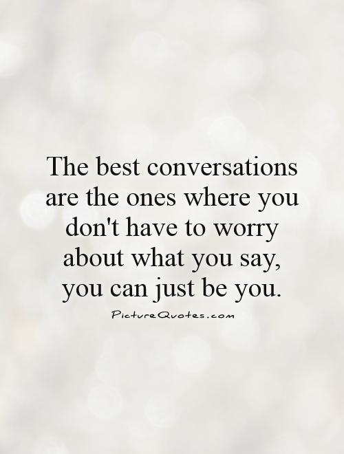 What the best conversation to have with a girl