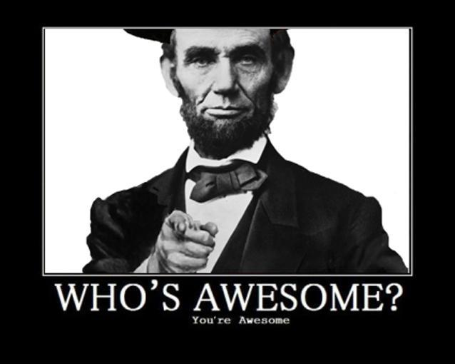 Who's awesome? You're awesome Picture Quote #1