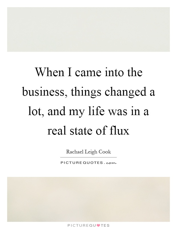 Things Changed Quotes Sayings Things Changed Picture Quotes