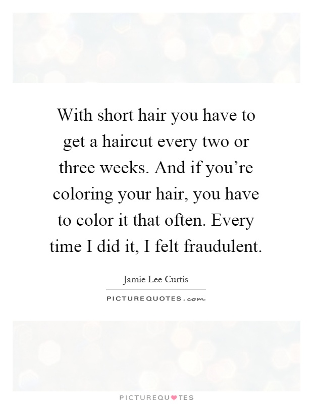 Haircut Quotes Haircut Sayings Haircut Picture Quotes Page - Bald hairstyle quotes