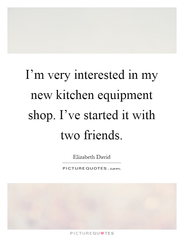 I'm Very Interested In My New Kitchen Equipment Shop I've. Modern Kitchen In Traditional House. Kitchen Floor Cleaning Services. Kitchen Bar Pendants. Hacks Of Kitchen. Vintage Kitchen Glassware. Kichen Storage. Eliza's Kitchen Wood Green. Kitchen Set Step 2