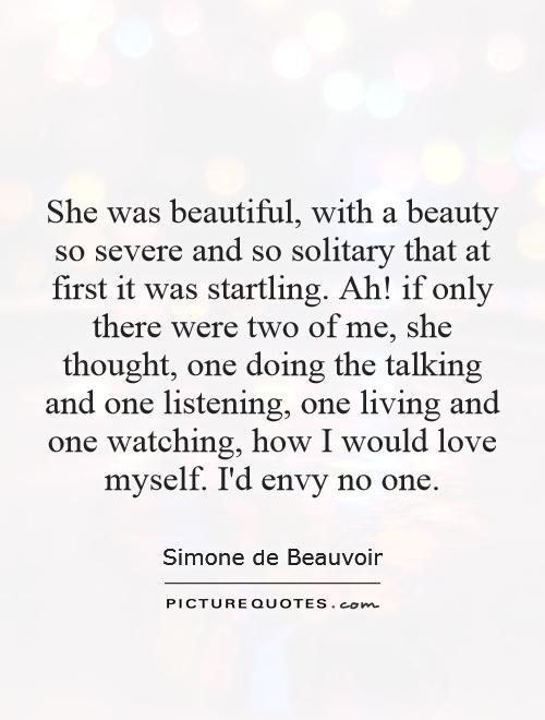 She Is Beautiful Quotes 110
