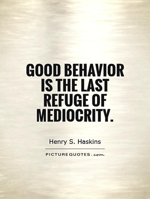 Good Behavior Pictures Good Behavior is The Last