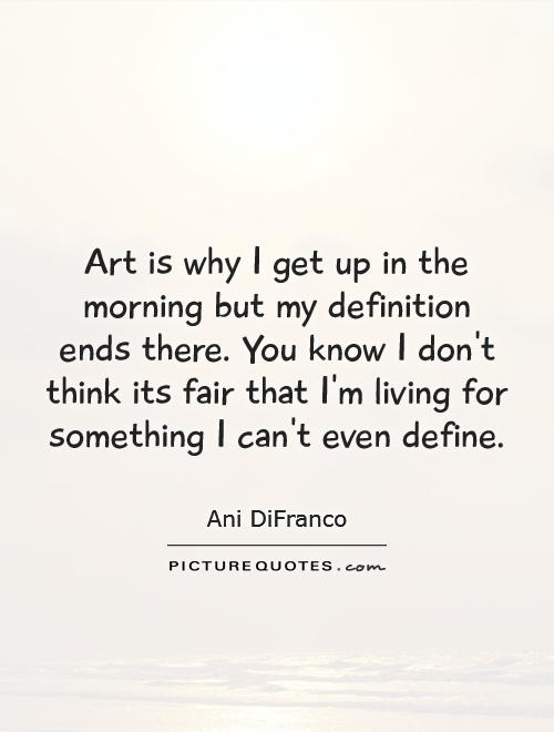 definition of art This is the definition of free cultural works, and when describing your work, we encourage you to make reference to this definition, as in,.