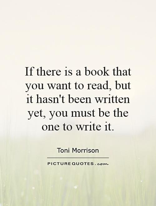 write about a book you ve read