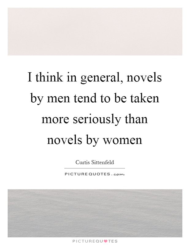 'in general men and women tend Chapter 9 gender inequality summary  of the generic term mankind to refer to humanity in general are obvious examples of how the  less than men women tend.