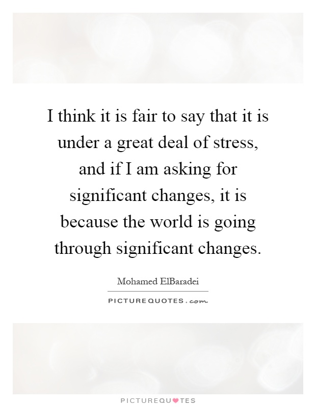 Stress quotes stress sayings stress picture quotes - I am in stress ...