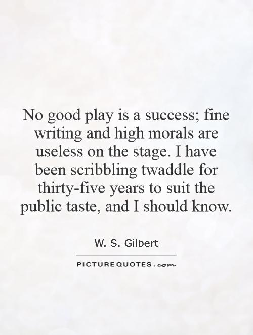 What's the Secret to Writing a Great Play?
