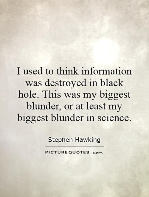black hole quotes - photo #27