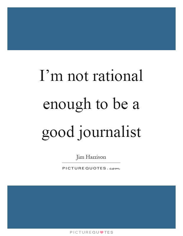 20 Reasons Why You Should Major in Journalism