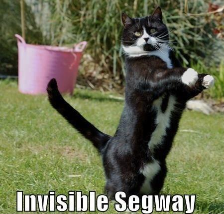 Invisible Segway Picture Quote #1