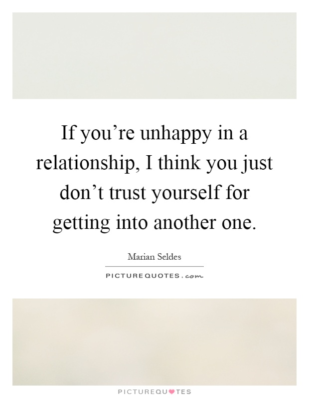 relationship trust quotes one another
