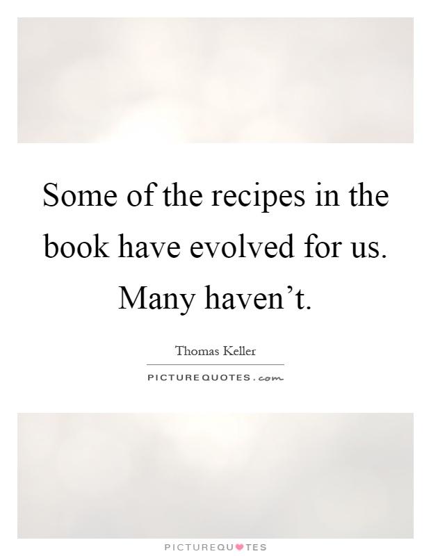 Recipes Quotes