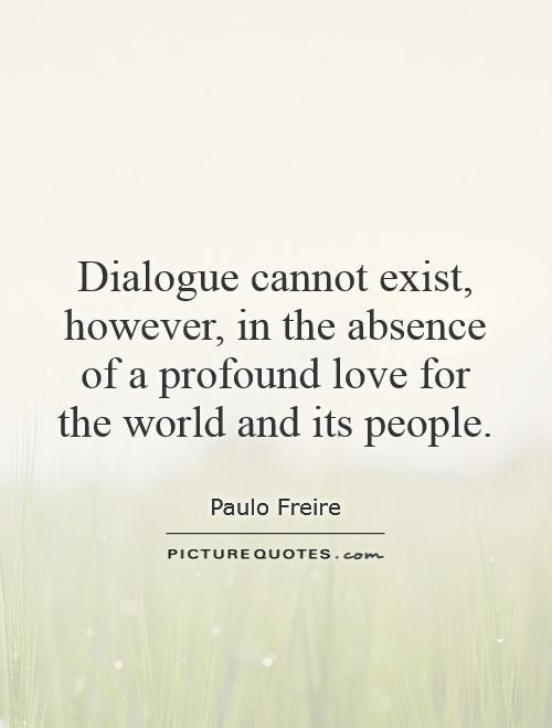 dialogic relationship definition of single