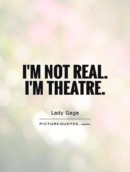 Theatre Quotes   Theatre Sayings   Theatre Picture Quotes