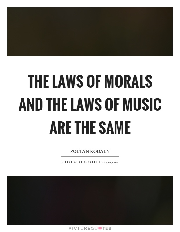 Moral Law Quotes. QuotesGram  Quotes About Morals And Law