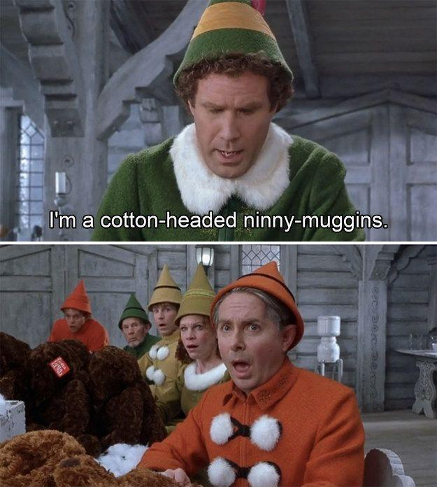 I'm a cotton headed ninny muggins Picture Quote #1