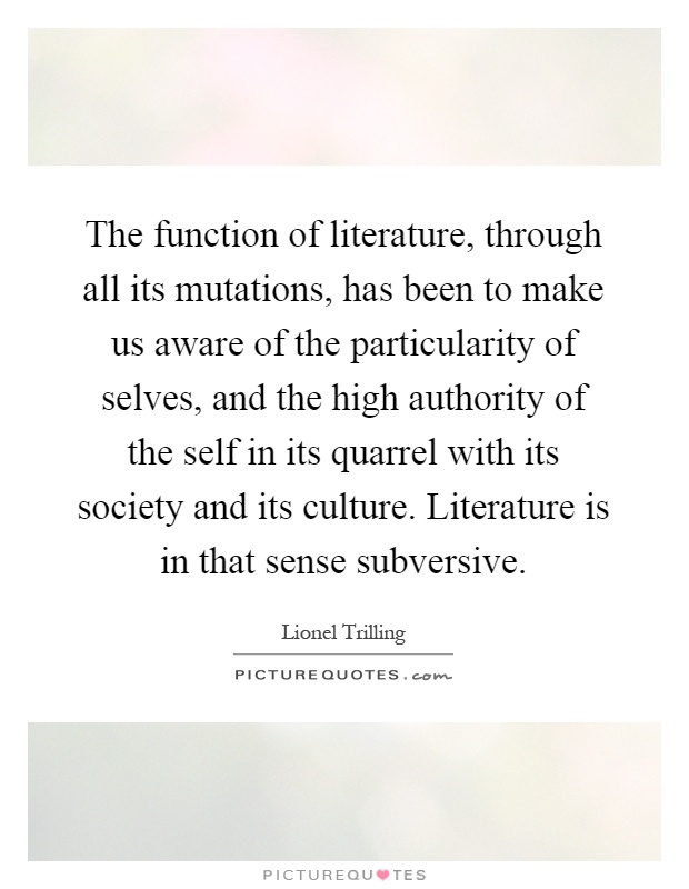 functions of literature Contributions for jlt 10:2 (2016): functions of literature (submission deadline march 1, 2016.