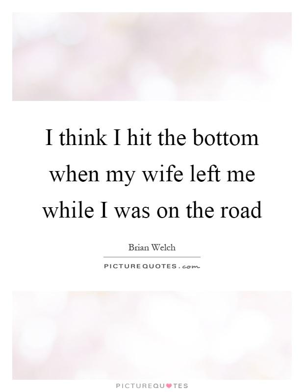 My wife bottom