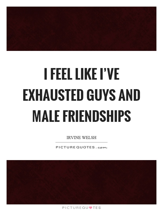 Quotes About Male Friendship Entrancing About Friendship Quotes & Sayings  About Friendship Picture