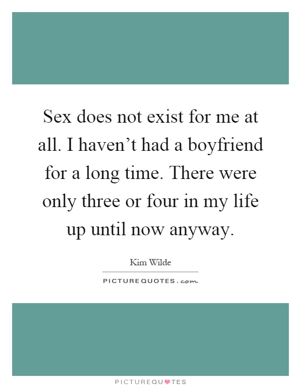 boyfriend only sees me for sex