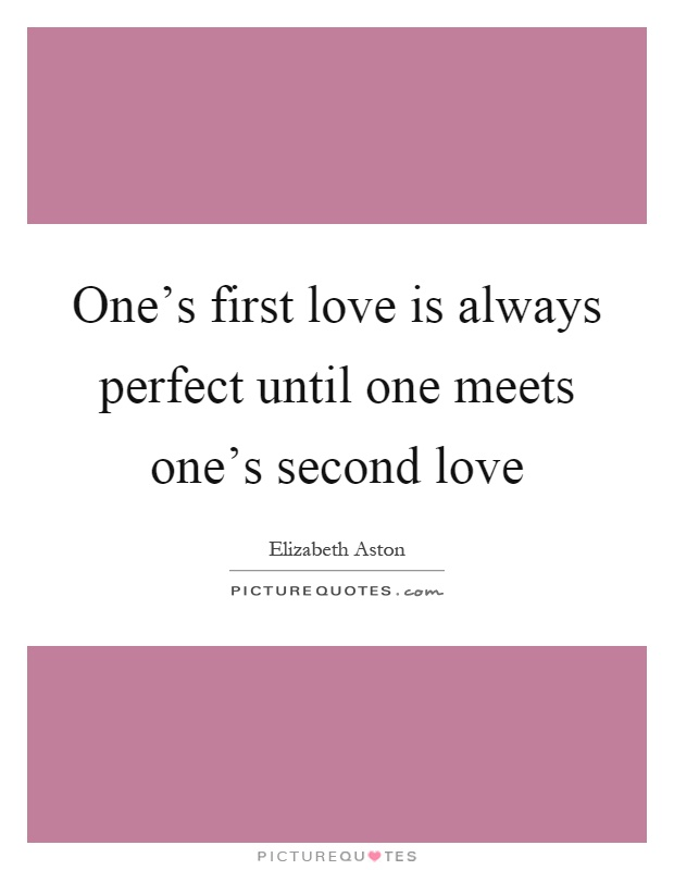 Images second love PICTURES FROM