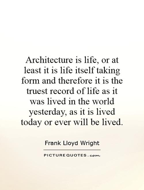 Frank Lloyd Wright Quotes Sayings 68 Quotations