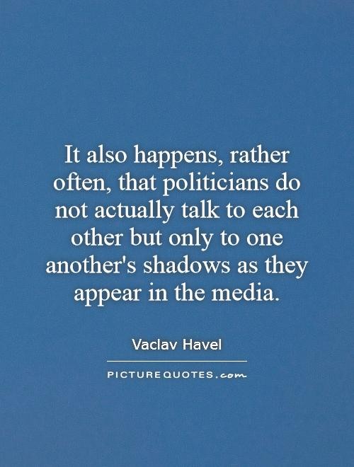 vaclav havel living in truth essay